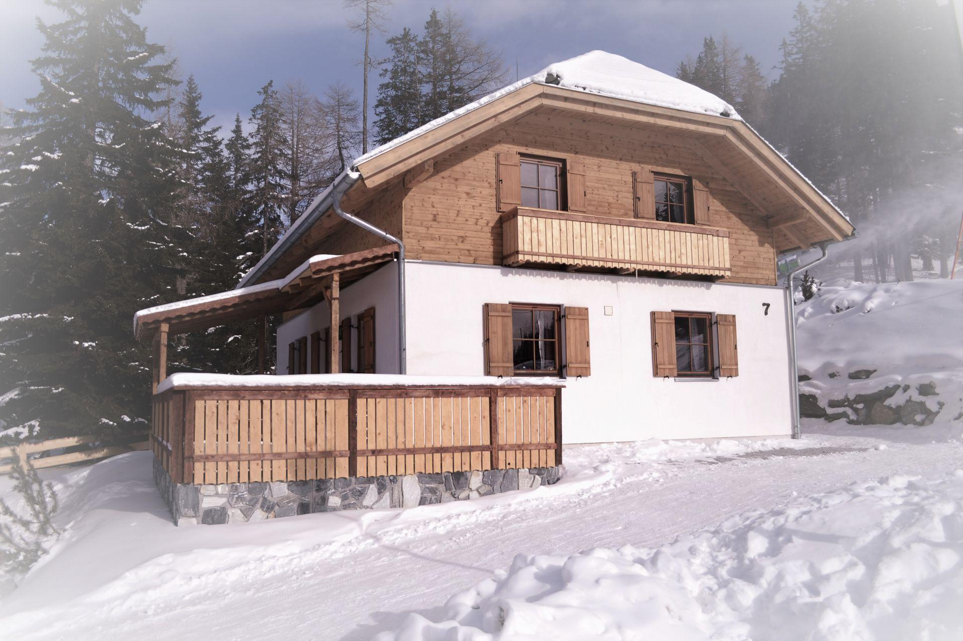 Hüttenurlaub im Winter am Katschberg Bild 1