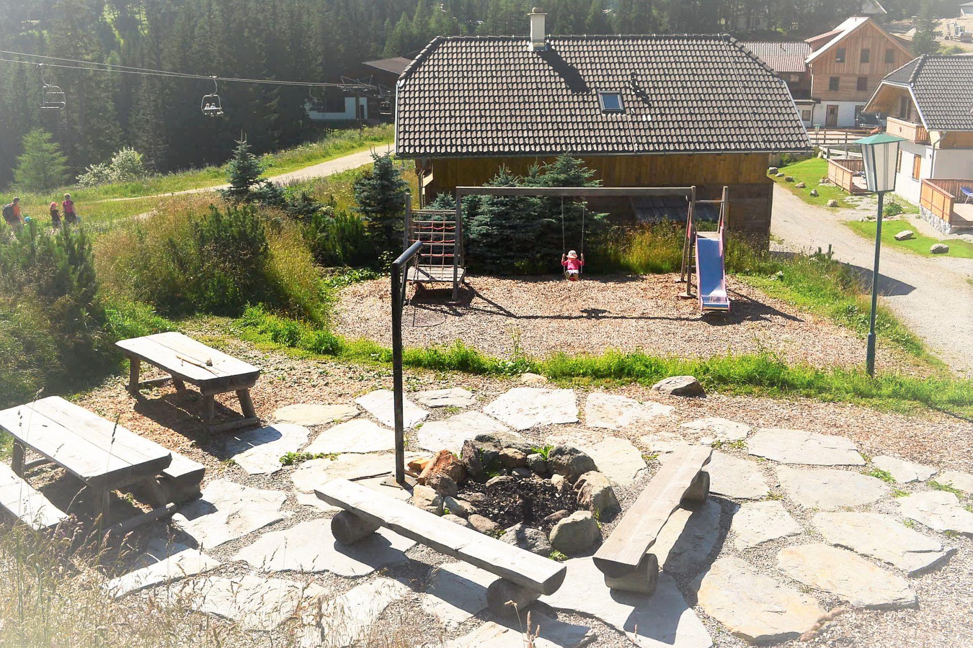 Unsere 3 Alm Chalets am Katschberg Bild 1